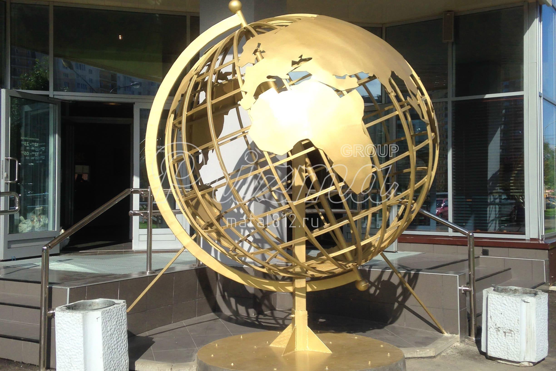 Глобусы и Кубы