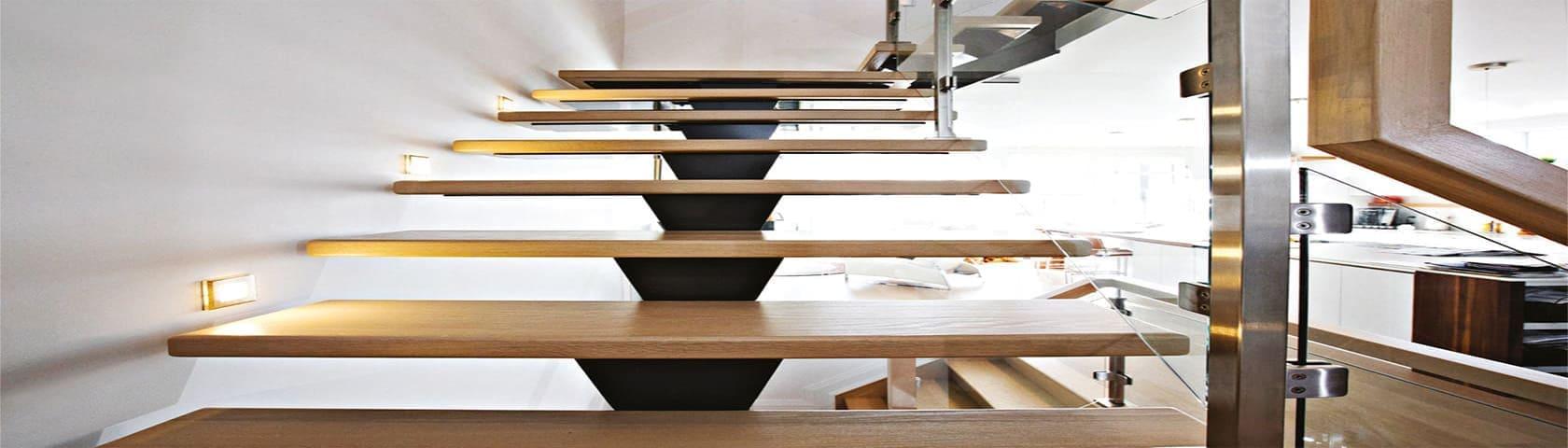 металлический каркас для лестници на второй этаж