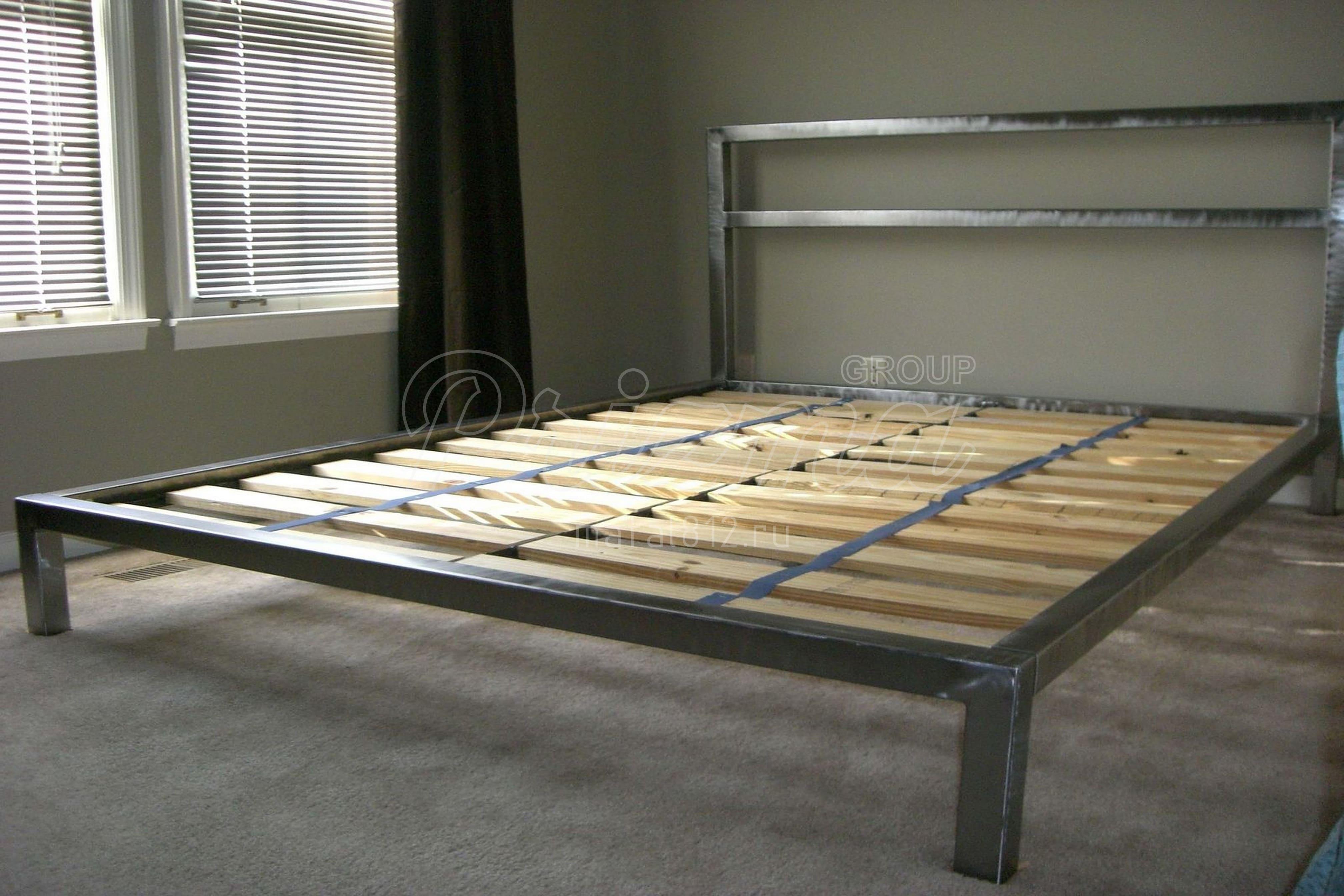 Проектирование кроватей ЛОФТ/LOFT