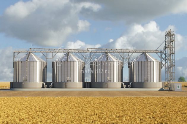 Сельско-хозяйственные здания