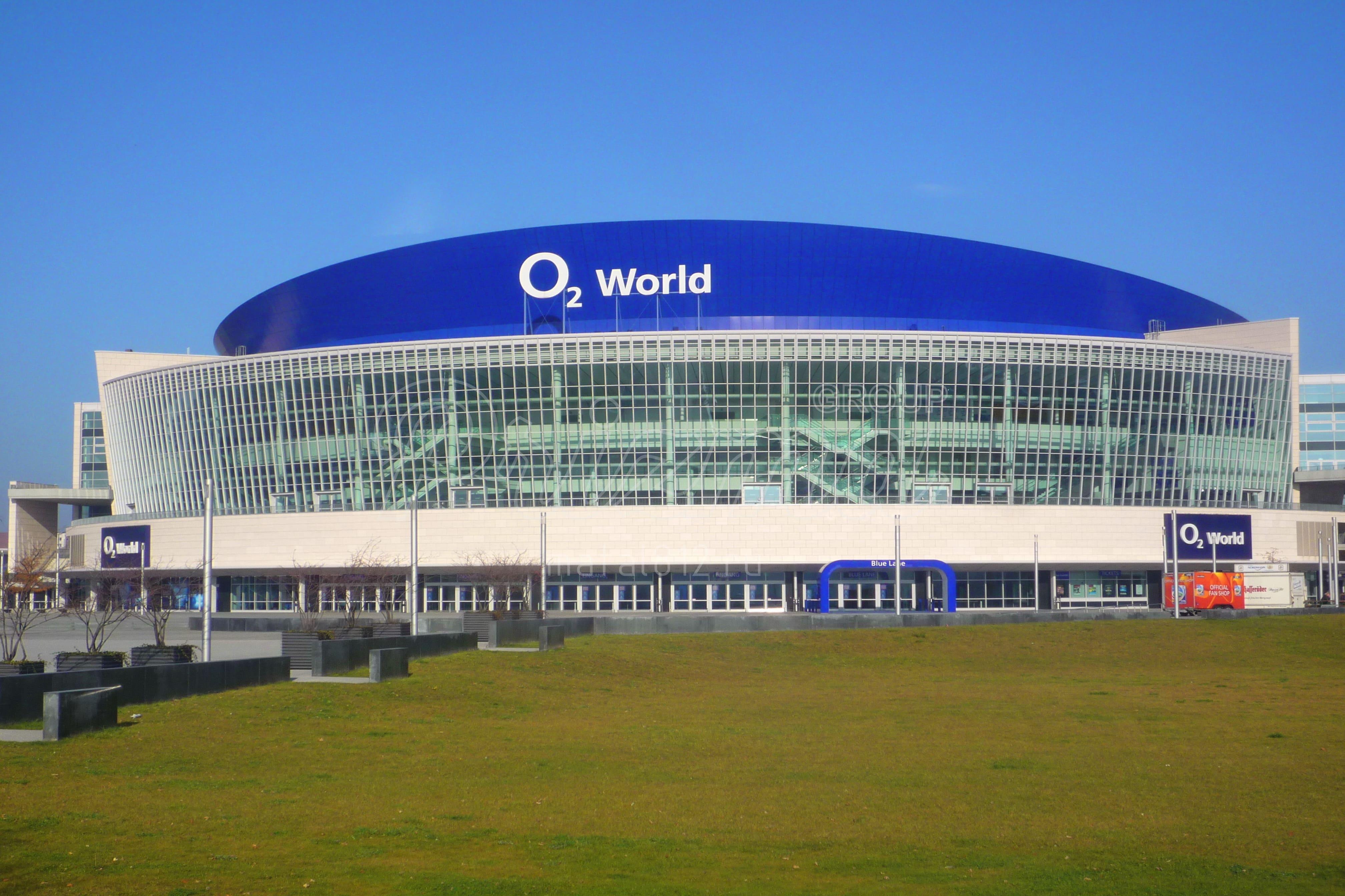 стройка стадиона