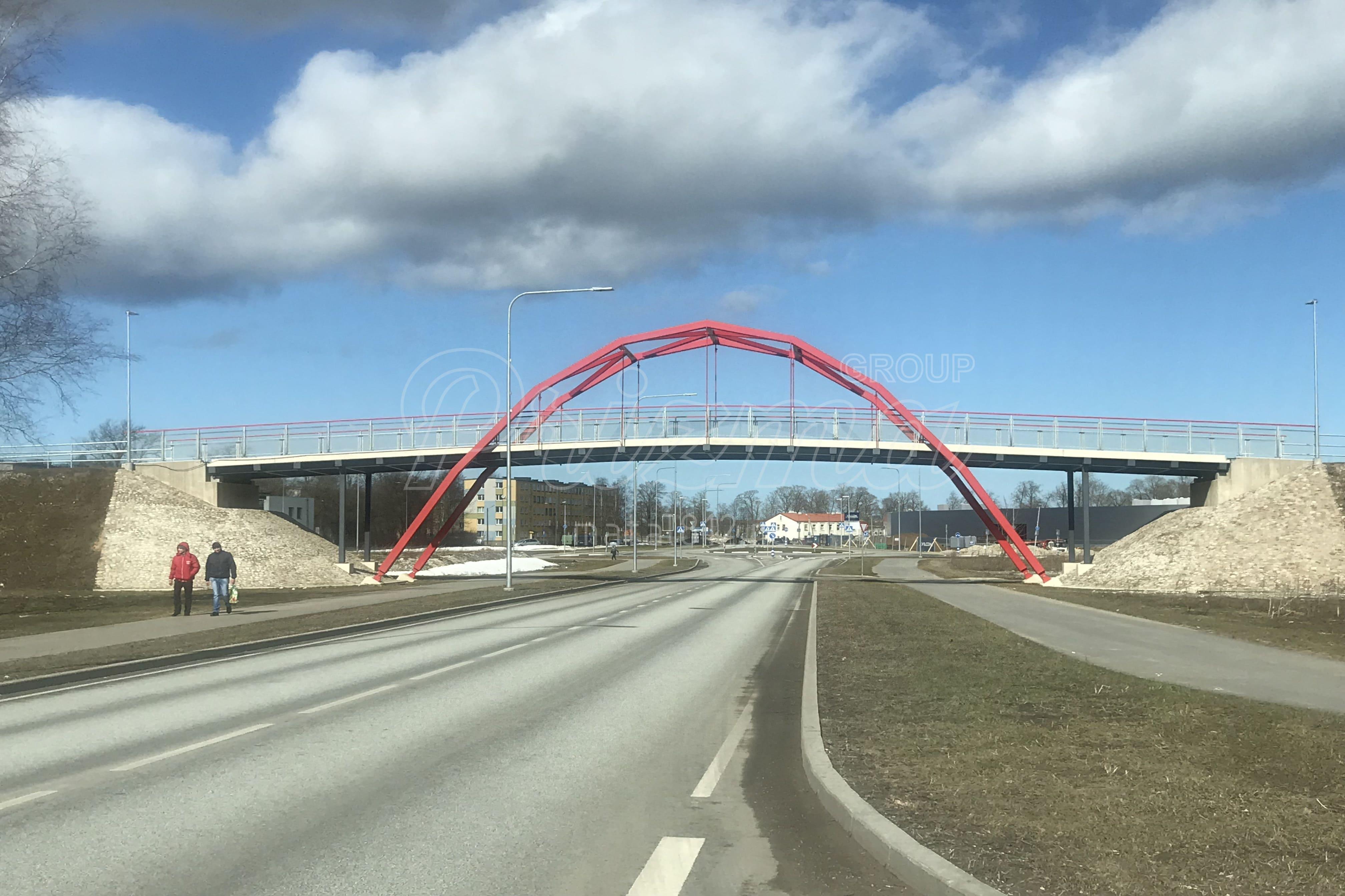 Заказать мост металлический