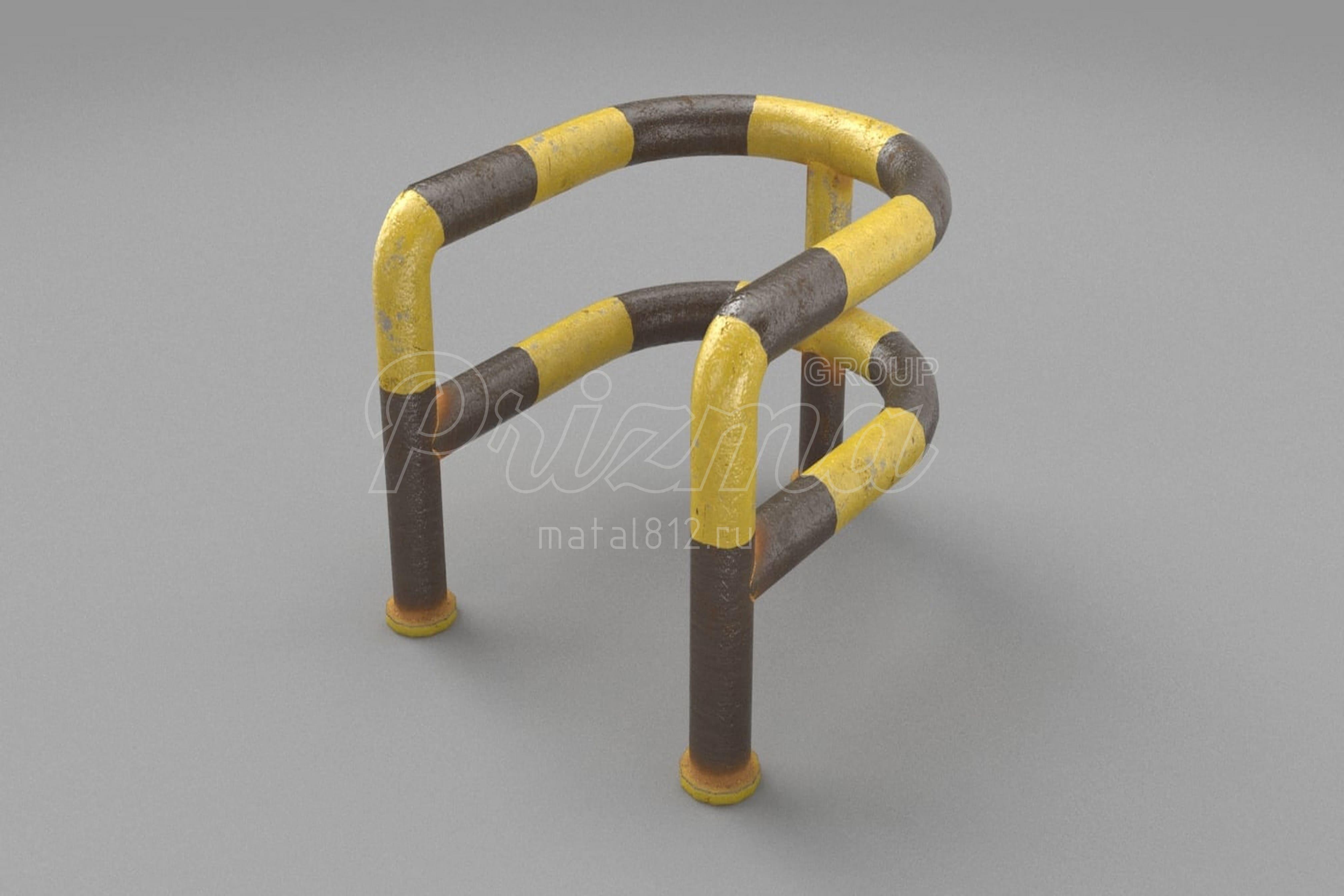 отбойники для колонн металлические