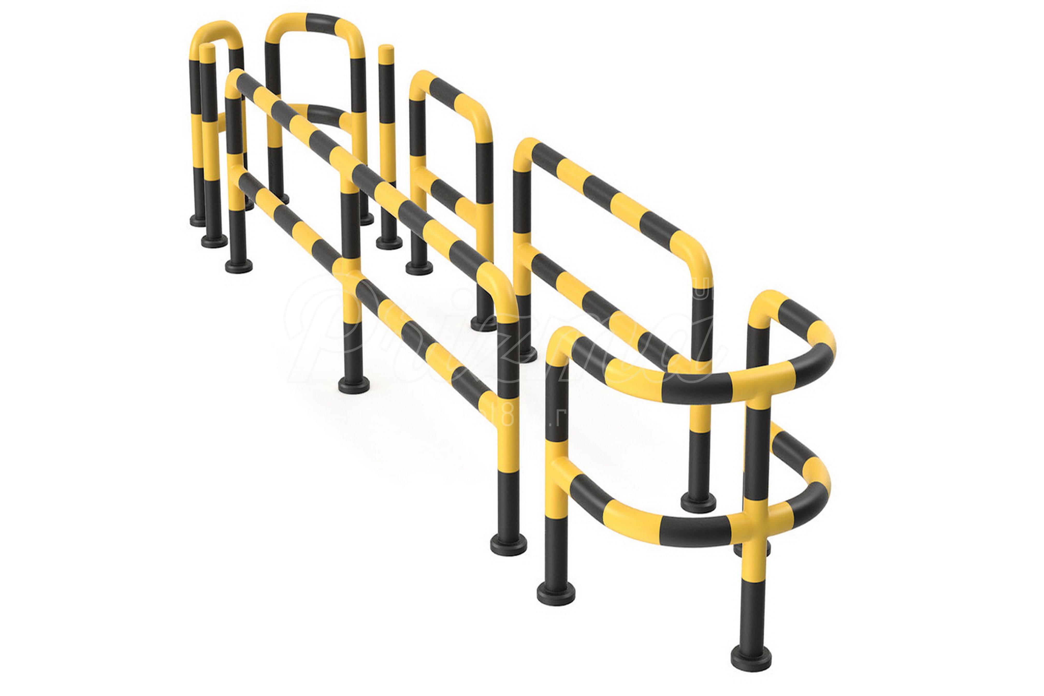 купить металлические барьеры