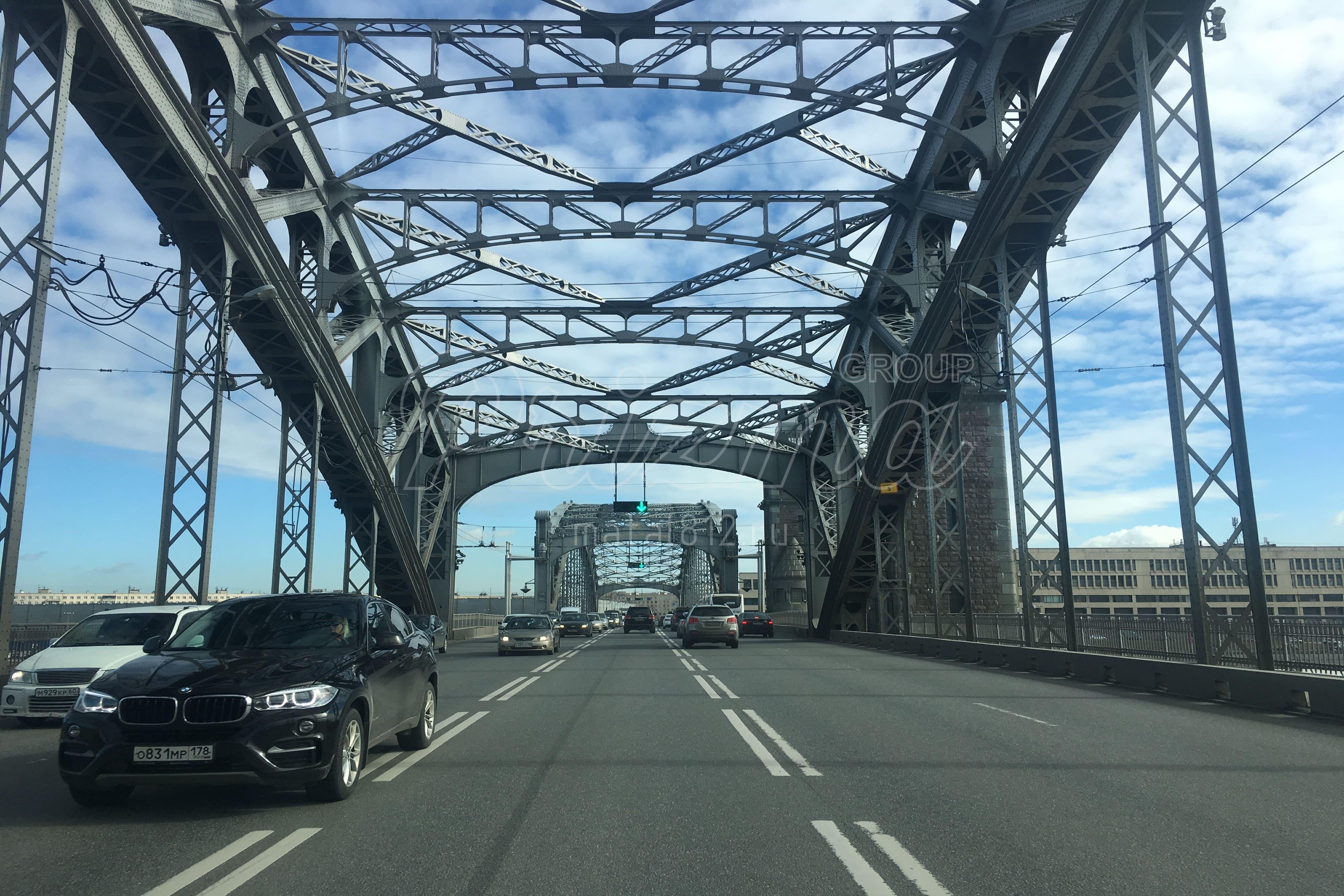Цена на мост металлический