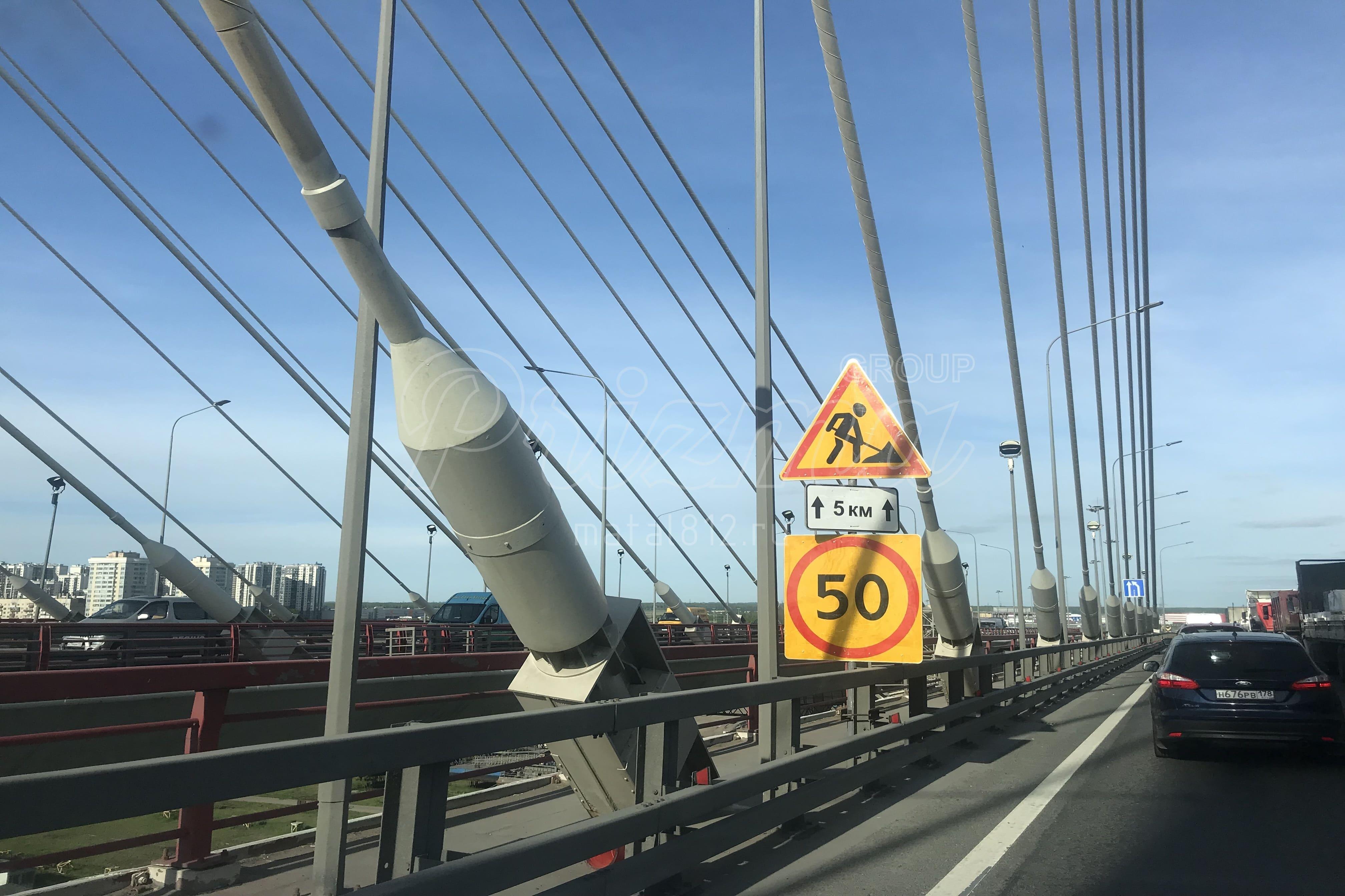 Проектирование моста металлического