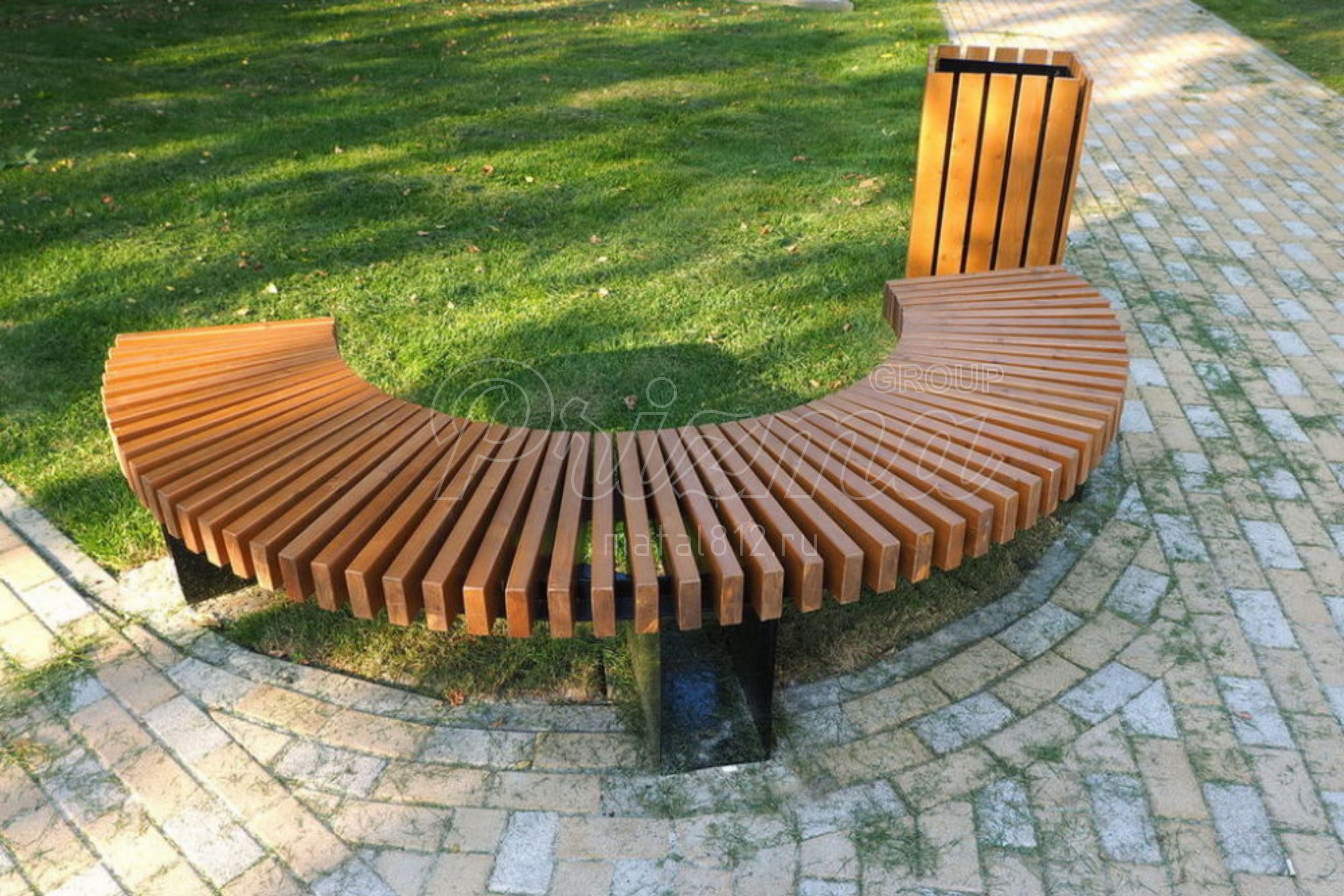 Цена на садовую и парковую мебель