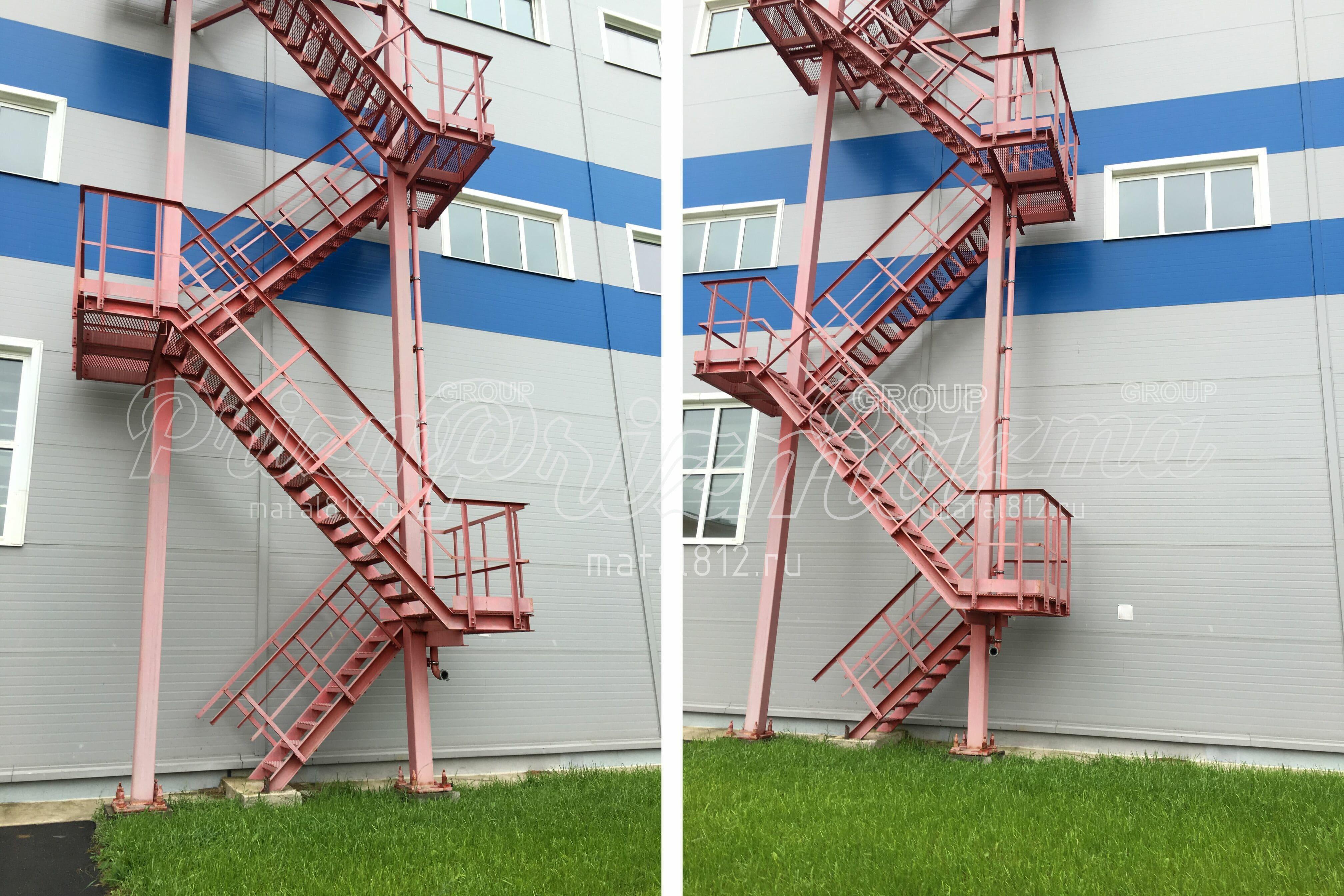 Заказать лестницы
