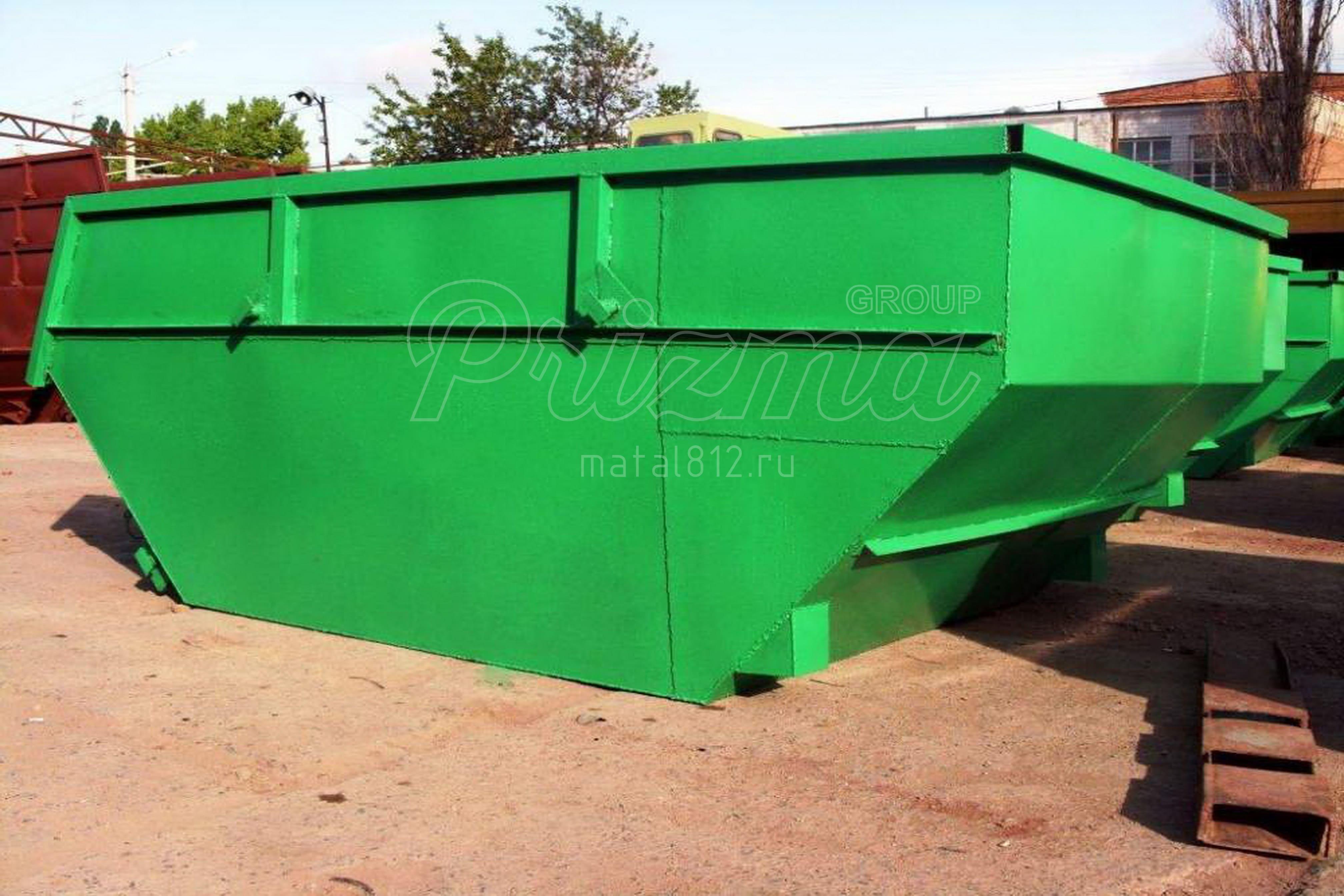мусорный контейнер м3