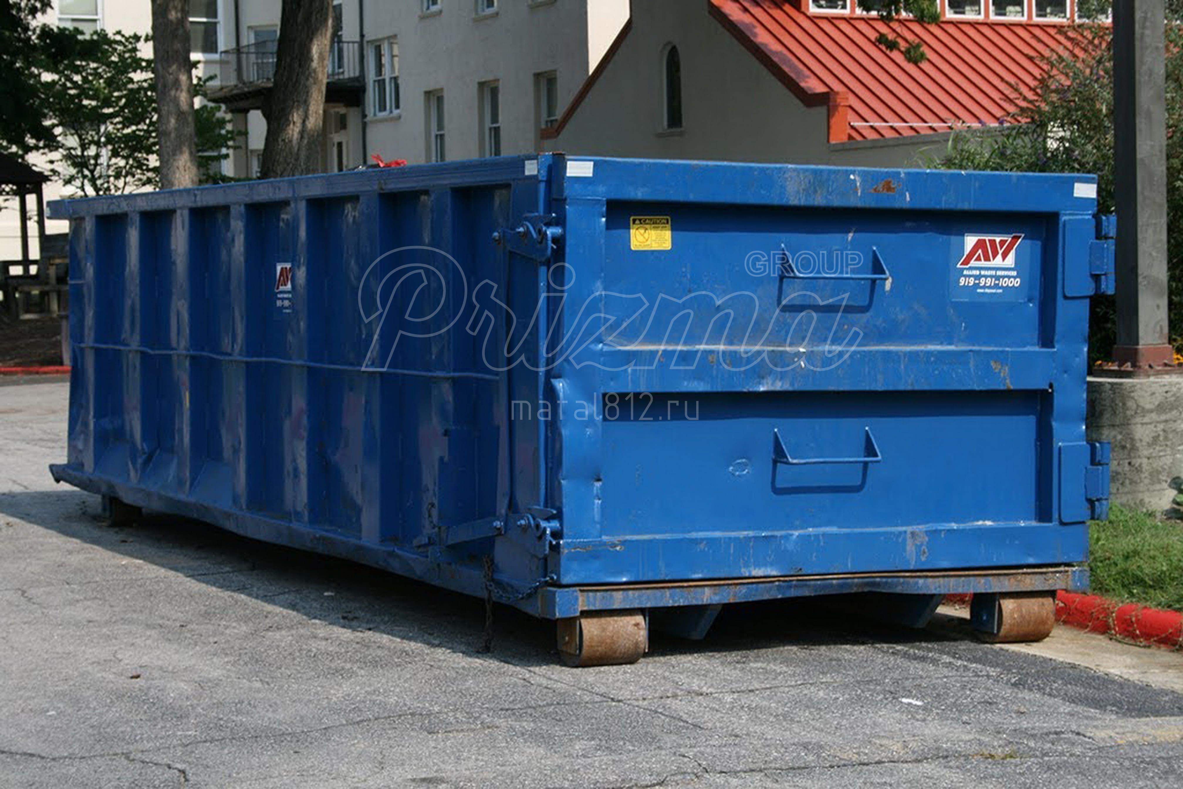 купить мусорный контейнер
