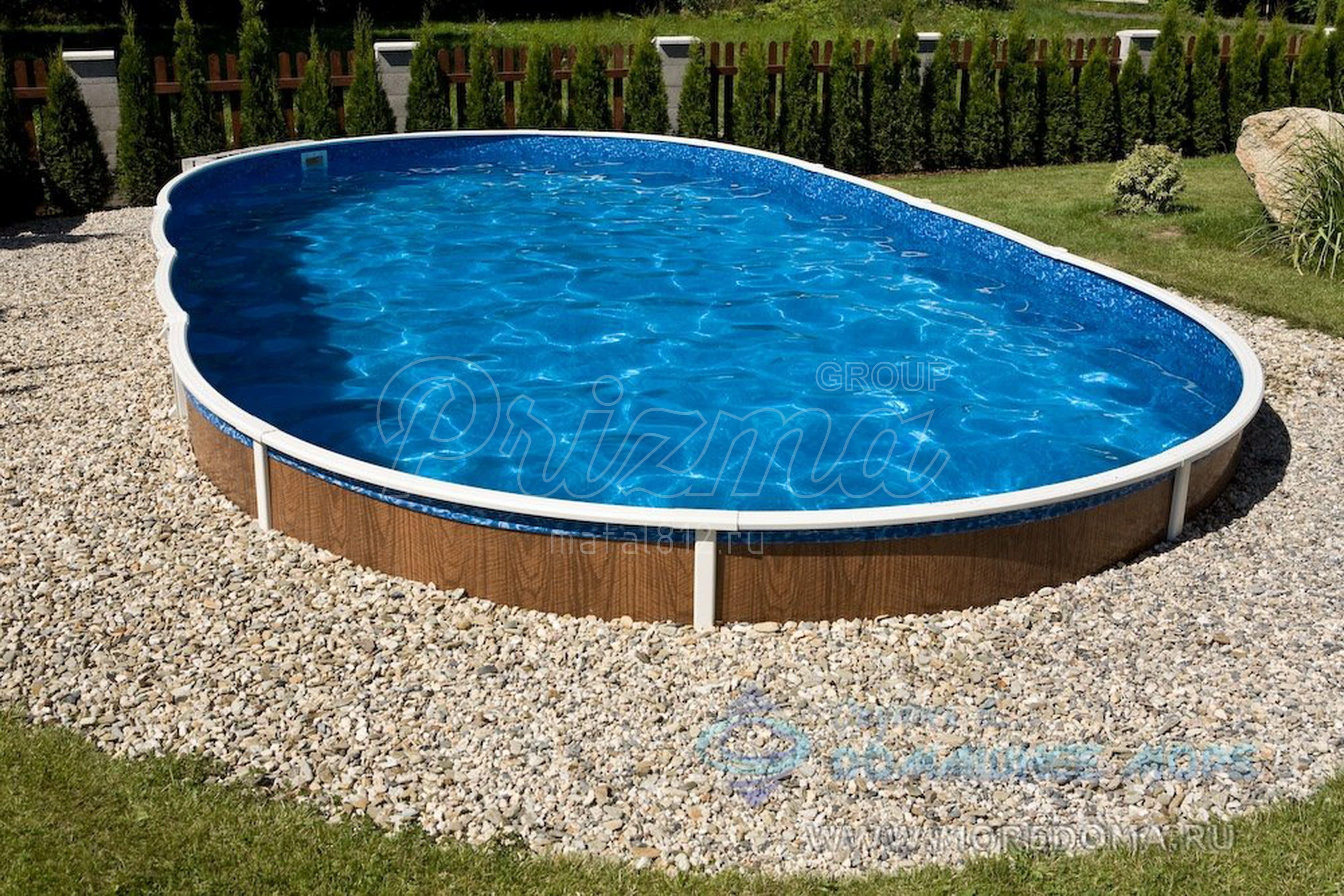 Проектирование бассейнов и прудов