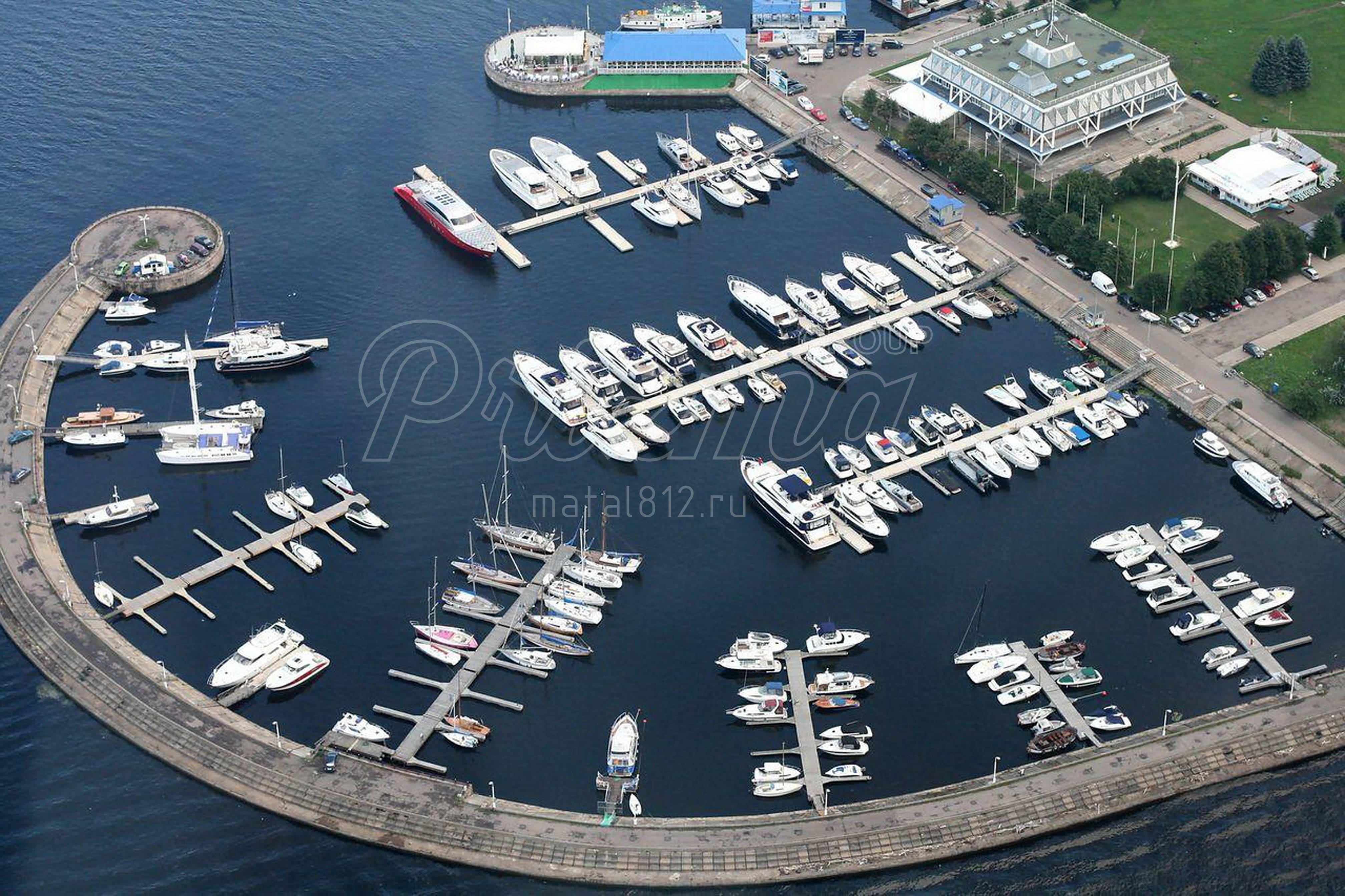 яхта клуб